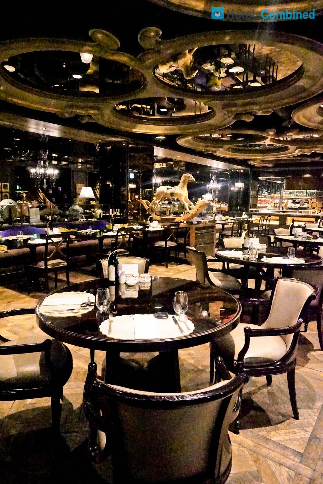 ห้องอาหารสวยดี