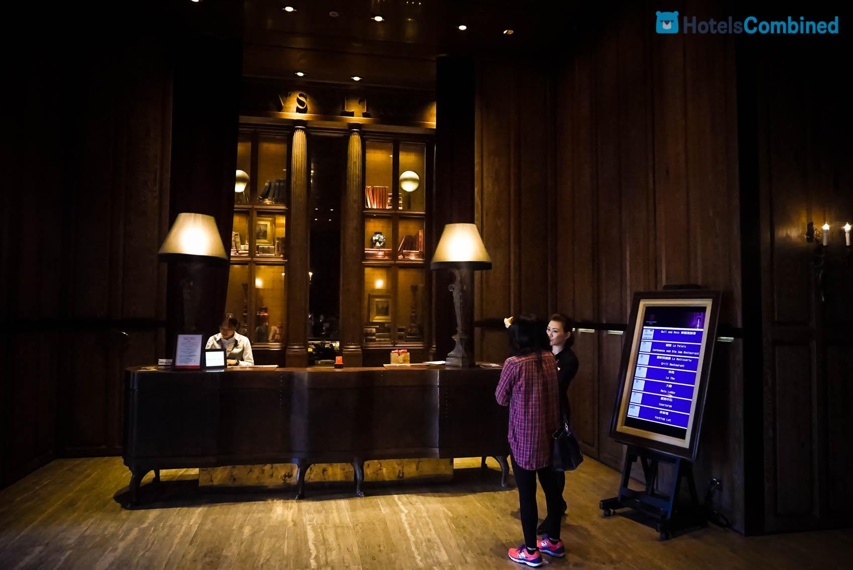บริการส่วนหน้าของทางโรงแรม ใครอยากฝากกระเป๋า หรือเรียกแท็กซี่สามารถเรียกได้ที่นี่ค่ะ