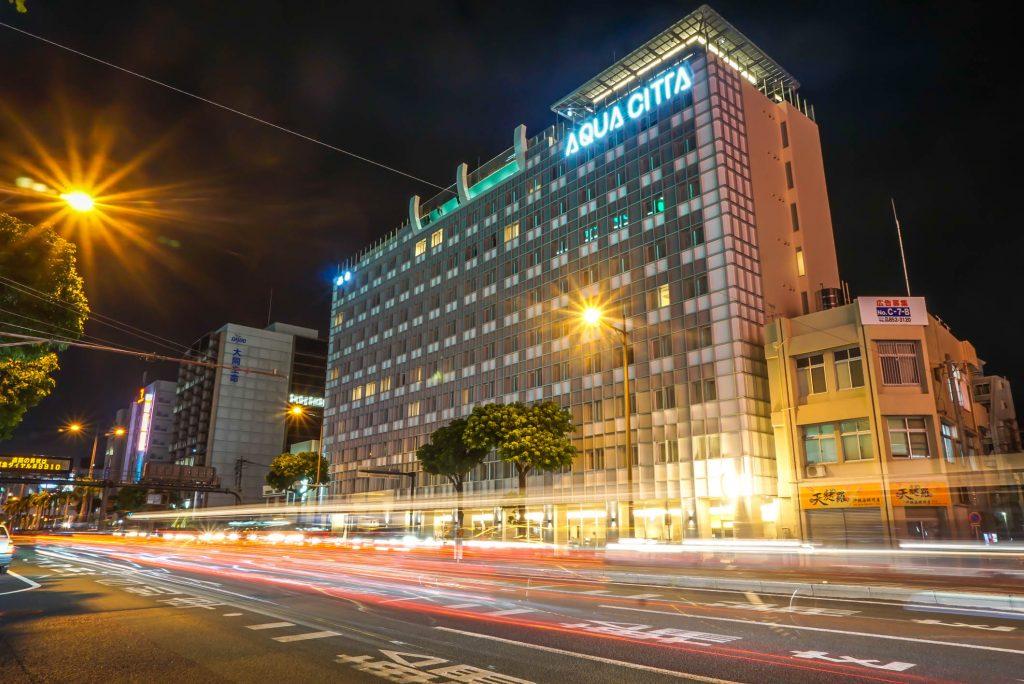 ホテルアクアチッタナハ Hotel Aqua Citta Naha by WBF